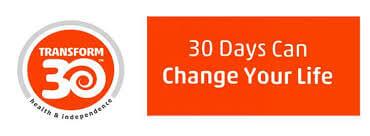 tranform 30 30 days