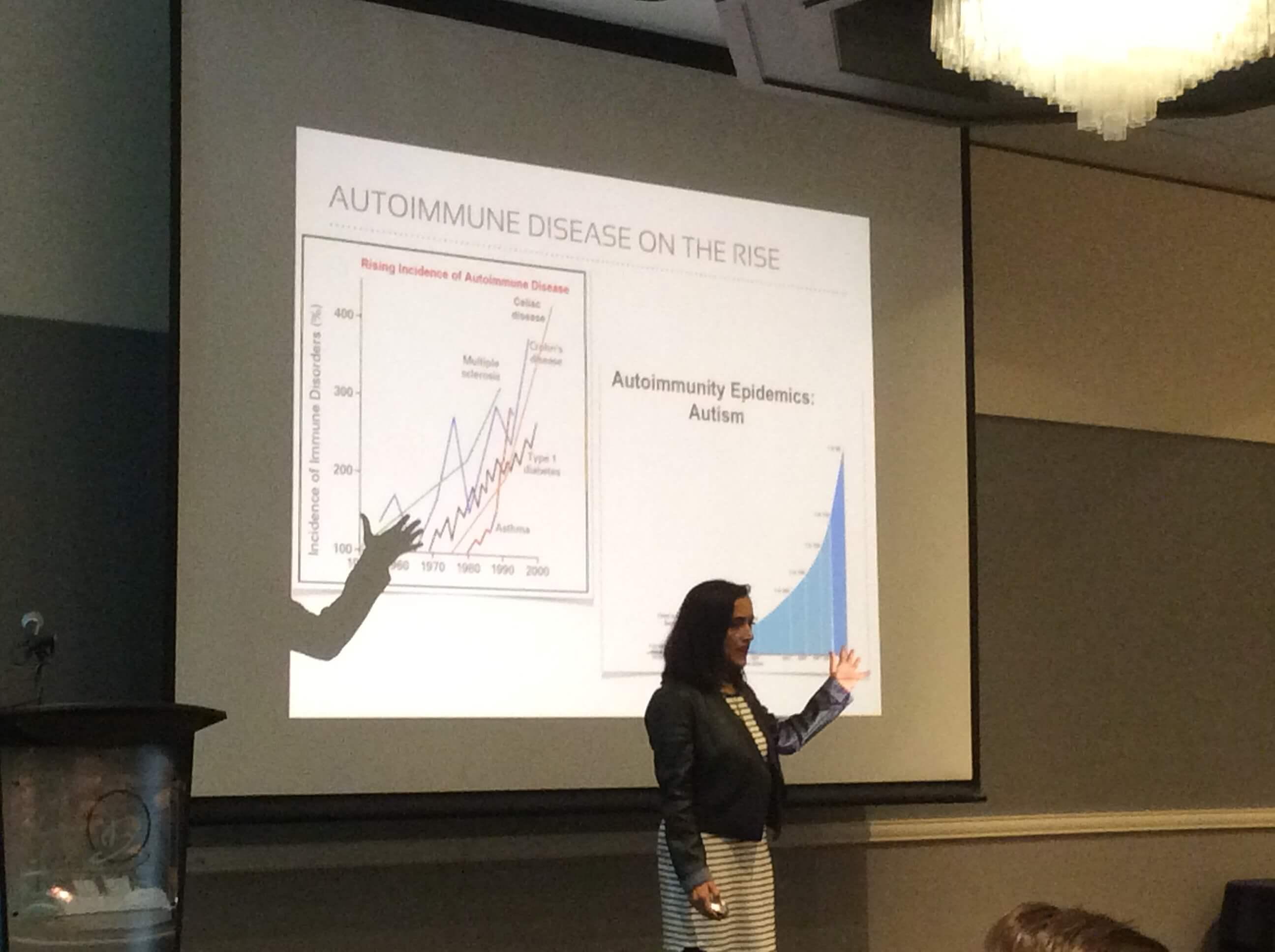 Autoimmune disease on the rise