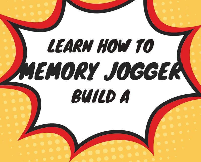 Learn how to Build a Memory Jogger